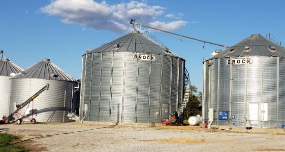 Land Auction – 505.75 Surveyed Acres – 7 Tracts – Prime Farmland & Modern Grain Facility – McDonough County, IL