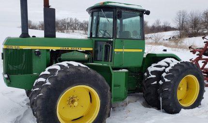 Online Retirement Farm Auction