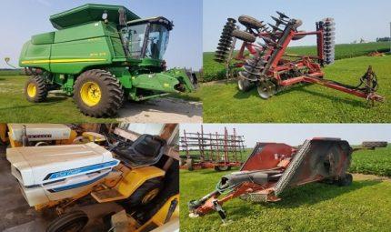 Timed Online Farm Auction